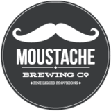 Moustache Awkward Conversations beer