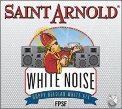 Saint Arnold White Noise Beer