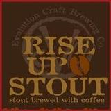 Evolution Rise Up Stout Nitro Beer