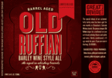 Great Divide Old Ruffian Barrel Aged Beer