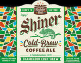 Shiner Cold Brew Coffee Ale beer
