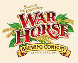 War Horse Breakfast with Churchill Oatmeal coffee stout beer