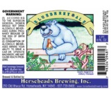 Horseheads Blueberry Ale Beer