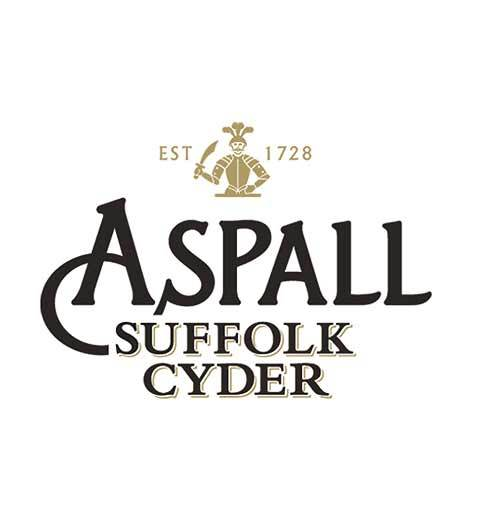 Aspall Organic Suffolk Cider beer Label Full Size