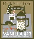 Mikkeller Beer Geek Vanilla Shake: Barrel Aged beer