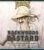 Founders Backwoods Bastard 2011 beer