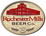 Rochester Mills German Chocolate Cake Milkshake Stout beer