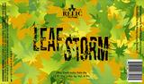 Relic Leaf Storm Beer
