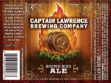 Captain Lawrence Brown Bird Brown Ale Beer