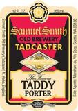 Samuel Smith's Famous Taddy beer