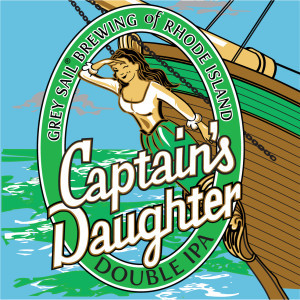 Grey Sail Captain's Daughter Beer