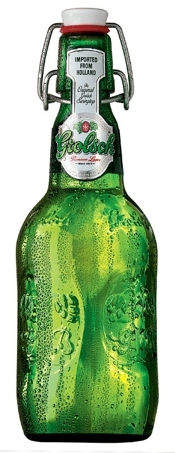 Grolsch beer Label Full Size