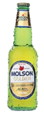Molson Golden beer