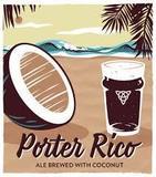 Arcadia Ales Porter Rico Beer