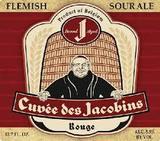 Brouwerji Bocker Cuvee de Jacobins Rouge 2013 beer
