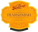 Bruery Filmishmish beer