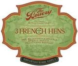 Bruery Three French Hens beer