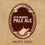 Bridge Brew Works Mtn Momma Pale Ale beer