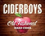 Cider Boys Bourbon Barrel Old Fashioned Cider beer
