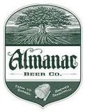 Almanac Nectarine Cobbler Beer