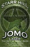 Starr Hill Jomo Lager beer