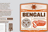 Sixpoint Bengali beer Label Full Size