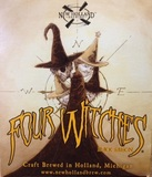 New Holland Four Witches Black Saison beer