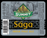 Summit Saga IPA Beer