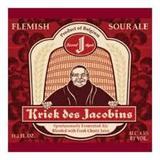 Kriek Des Jacobins Flemish Sour Cherry beer