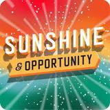 Almanac Sunshine & Opportunity beer