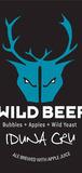 Wild Beer Iduna Cru beer
