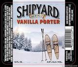 Shipyard Vanila Porter Beer