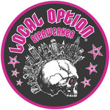 Local Option Shuggahfem beer