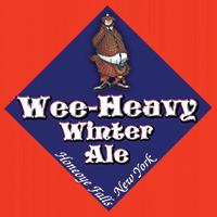 CB Oak Aged Wee Heavy beer Label Full Size