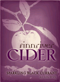 Finnriver Sparkling Black Currant Cider beer