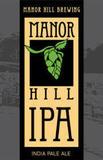 Manor Hill Crossfire IPA beer