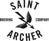 Saint Archer No. 02 Tusk & Grain Barrel Aged Blend beer