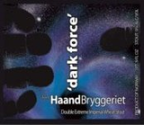 Haandbryggeriet Dark Force beer