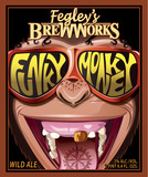 Fegley's Funky Monkey beer