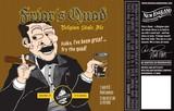 New England Friar's Quad beer