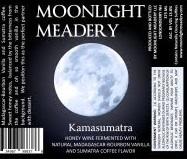 Moonlight Kamasumatra beer Label Full Size