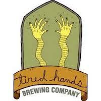 Tired Hands Shambolic beer Label Full Size