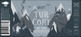 Graft: Hopped Sour Cider: Fur Coat Beer