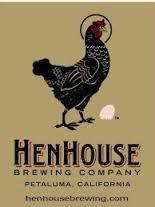 HenHouse Phantom Time beer Label Full Size