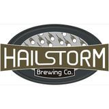 Hailstorm Bourbon Barrel Aged Arctic Ale beer