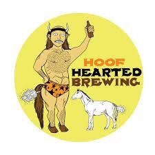 Hoof Hearted Fitness Freak beer Label Full Size