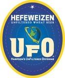Harpoon UFO Hefeweizen beer