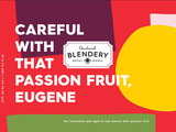 Beachwood Blendery Careful With That Passion Fruit, Eugene beer