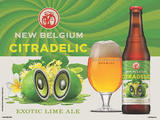 New Belgium Citradelic Exotic Lime Beer