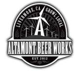 Altamont Nutty Operator beer
